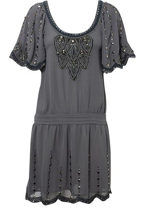 LOVE this vintage dress. It would be so much fun to dance in.