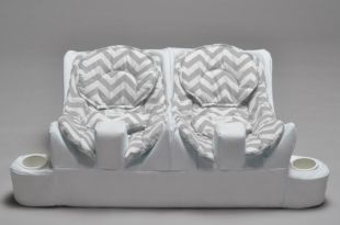 Products | Twin Baby Feeding System | Table for Two $249