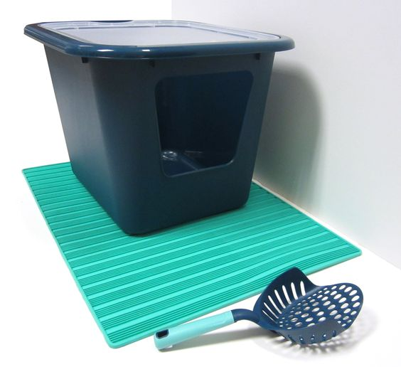Target Boots And Barkley Litter Box Scoop And Mat