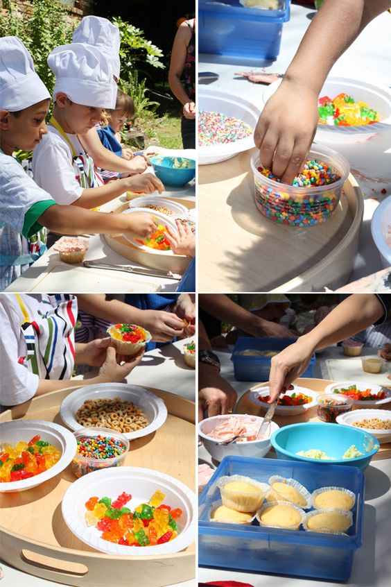 How To Do A Kids Cooking Party For 3 Year Olds | Cook Republic