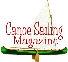 Old Town sailing canoe
