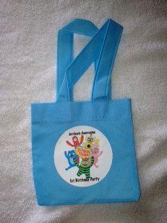 Goodie Bags  Yo Gabba Gabba Elmo Sofia Bubble by FUNmemorie, $30.00