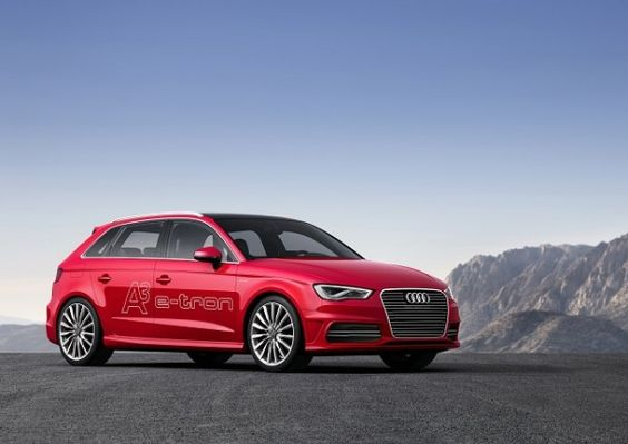 Audi A3 e-tron plug-in