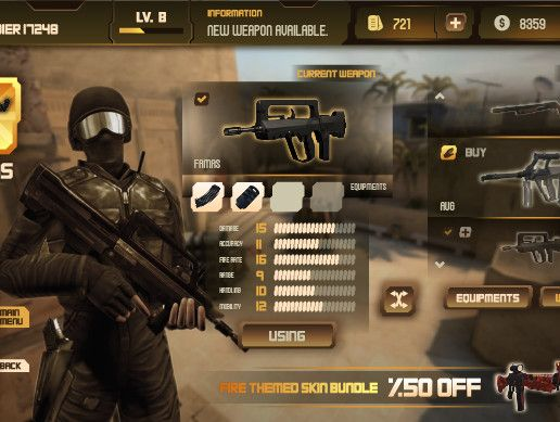 Mobile Fps Game Gui Buttons And Icons 2d Icons Unity Asset Store Game Gui Fps Games Gaming Tips