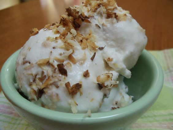 Cultured Food For Kids! Coconut Almond Kefir Ice Cream ~Cultured Food Life