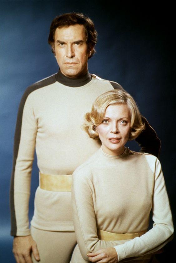 Cosmos: 1999 - Barbara Bain - Martin Landau