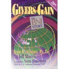 Givers Gain, a must read!