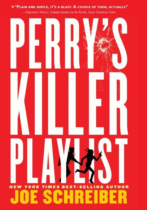 Perry's Killer Playlist: Joe Schreiber