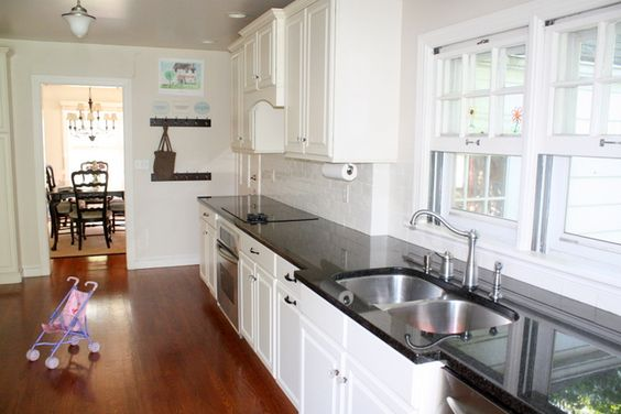 This lady blogs on how to do your spring cleaning...look at your house like a prospective buyer!  I'm going to try this!