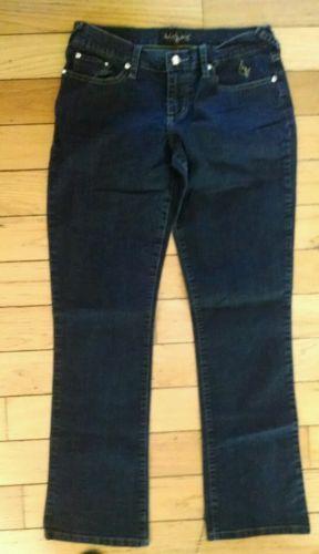 BABY PHAT Jeans BOOT CUT? Slim? Size 5 JUNIORS LADIES WOMEN'S