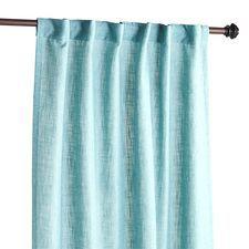 Marbella Curtain - Aqua