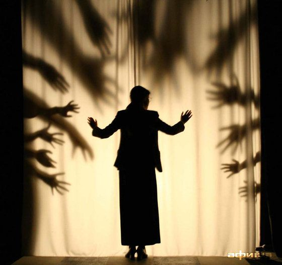 action interacts with shadowplay? scale of person to shadows