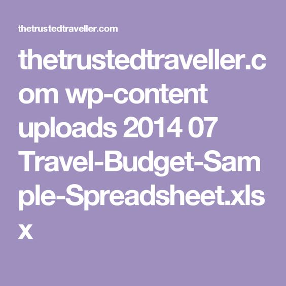 thetrustedtraveller wp-content uploads 2014 07 Travel-Budget