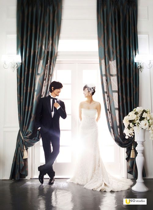 Lee Juno (ex-Seo Taiji) & Park Mi-Ri
