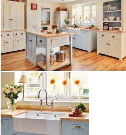 country farmhouse kitchens farmhouse country kitchen ideas 408