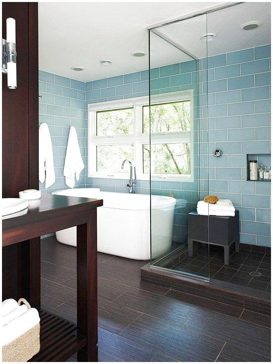 Different Designs For Your Floor Using Ceramics Bathroom Tile Designs Glass Tile Bathroom Bathroom Design