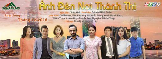 Phim Ánh Đèn Nơi Thành Thị | Htv9