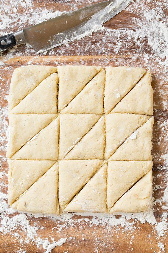 Petite Vanilla Bean Scones with Vanilla Bean Glaze | Cooking Classy