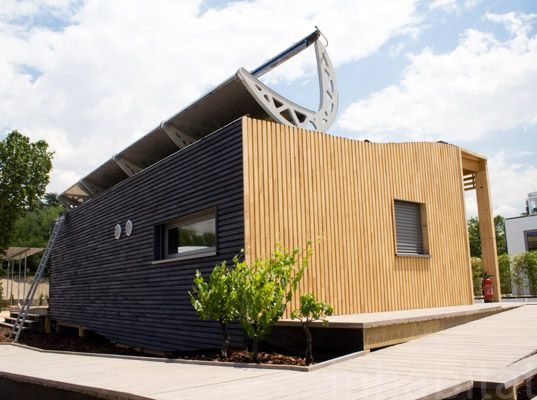 Self-Sufficient Napevomo Solar Decathlon House - Inhabitat