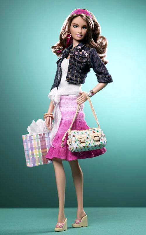 2006 Dooney and Bourke Barbie