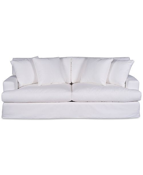 Furniture Brenalee 93 Slipcovered Sofa Slipcovers White Slipcover Sofa