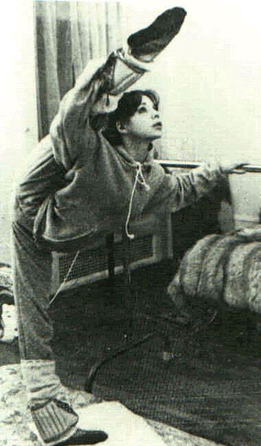 Young Gelsey Kirkland