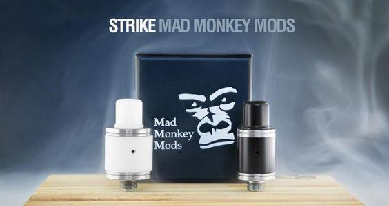 Strike RDA 16/18 by Mad Monkey Mods | el mono vapeador