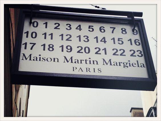 Maison Martin Margiela Paris