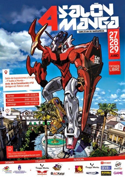 carlos vera fotografo: 4º Salón Manga de Sanlúcar de Barrameda, del 27 al...