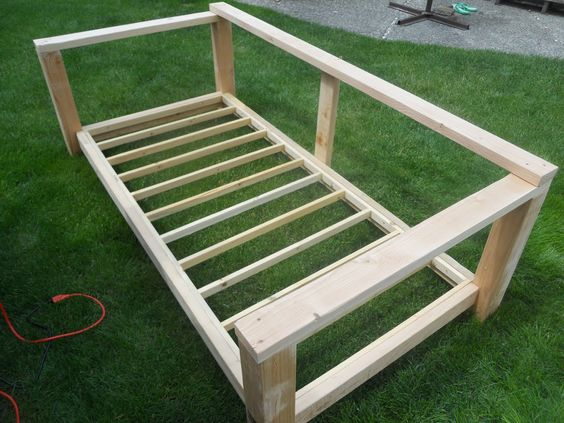 Day Bed Diy Daybed And Mattress On Pinterest 400 x 300