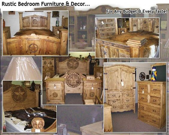 Decor The Rustic Cowboy Rustic Furniture Western Home Decor I