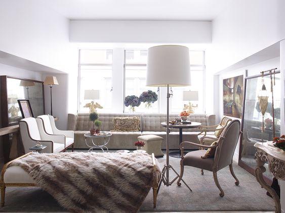 Greg Tankersley's NYC apartment living