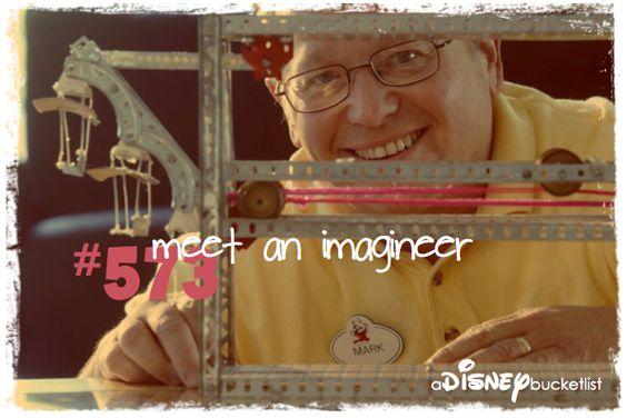 A Disney Bucket List : Photo