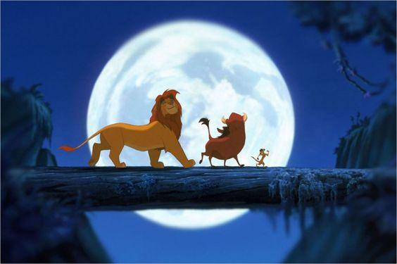 Le Roi Lion en 3D sort le 11 avril dans les salles obscures ! C'est l'histoire de la vie !