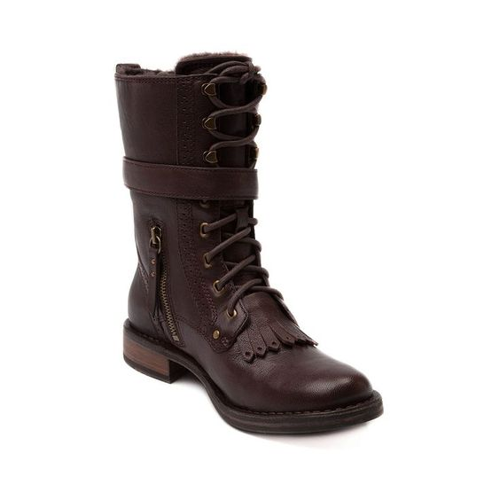 Ugg Jena Military Boot From Journeys New Uggs
