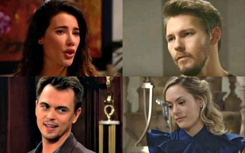 The Bold And The Beautiful Spoilers Steffy Gets First Place In Liam S Heart Hope Gets Consolation Prize Wyatt Bold And The Beautiful Beautiful Be Bold