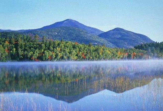 Blue Mountain Lake, Adirondacks, NY