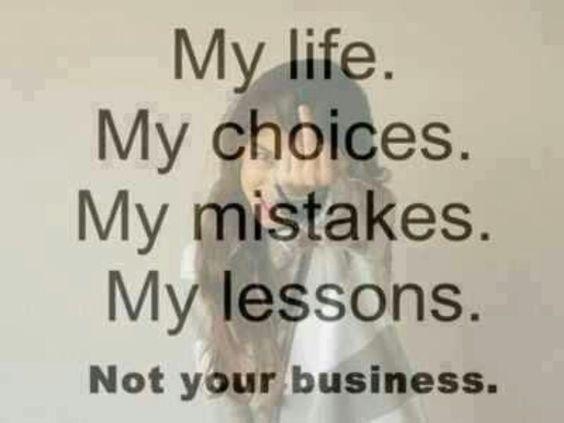 Not ir business