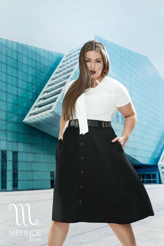 Verão 2016 Melinde com a modelo Fluvia Lacerda pelas lentes de Danilo Borges. Modelagem descomplicada em vestidos, camisas, saias e calças Plus Size: