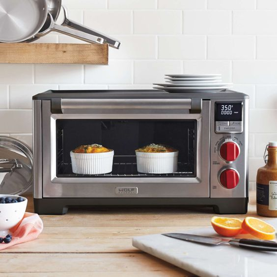 Wolf Countertop Convection Oven Reviews : ... countertop and more wolves tables countertop oven ovens countertops