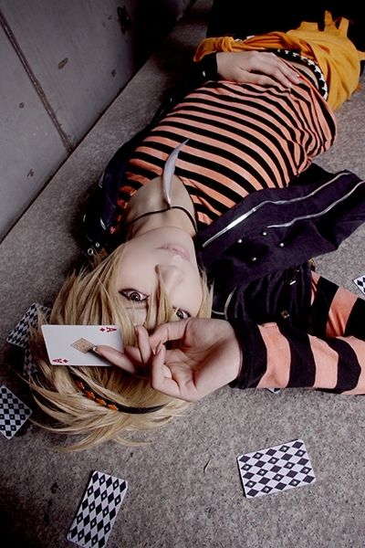 Toma cosplay by H (H)