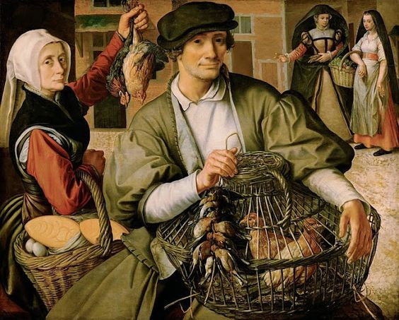 Pin by Trixy Lemell on Crooked man | Medieval peasant ...  |16th Century Peasant Life
