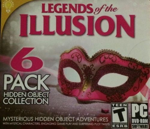 Legends of the Illusion PC  Hidden Object Game 6 games https://t.co/7Xtk1GI6mm https://t.co/ht60RDzoYk