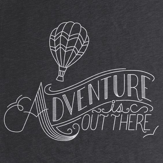 Adventure is out there - Buscar con Google: