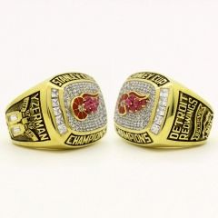 1998 Detroit Red Wings Stanley Cup Championship Ring