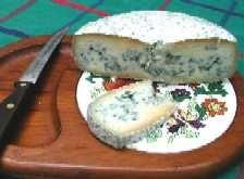 Making Bleu Cheese