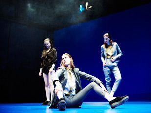 #MQ Summer of Fashion: Lucia Glass Tanzperformance. (c) Lucia Glass