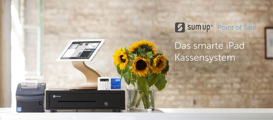 Mobile Kartenzahlung per iPhone, iPad und Android - SumUp