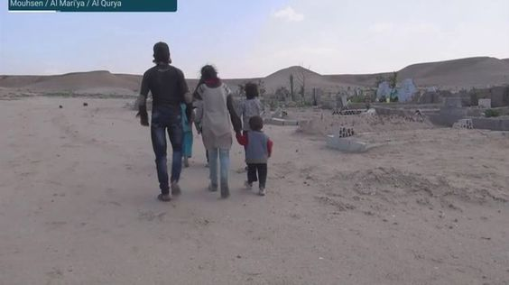 La Caja de Pandora: El dolor de ser madre en Siria