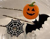 Halloween Bobby Pins!